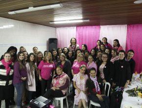 O próximo encontro será dia 9 de outubro e reunirá mães de alunas e mulheres da Igreja Adventista da região