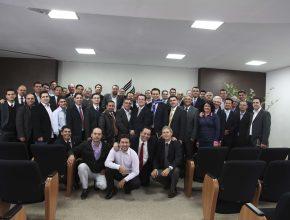 A Associação Sul Paranaense conta com 50 pastores, entre distritais, departamentais e capelães.