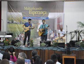 Participação musical de Julio Pinheiro da cidade Belo Horizonte