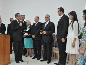 Participação da equipe administrativa da igreja na região sudoeste paulista