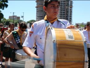 Ações fizeram parte da programação do Campori de Desbravadores da MOPr