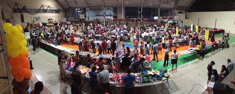 Mais de 7 mil pessoas passaram pela Casa Aberta de São Luís - MA.