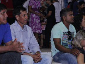Tadeu da Costa se sentiu chamado por Deus ao assistir à uma das apresentações do grupo.