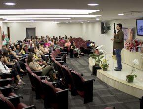 David Nunes falou sobre o uso da tecnologia.