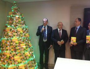 Bahia e Sergipe entregarão 2 milhões de livros