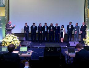 Líderes eleitos pela 6ª Assembleia Denominacional da Associação Paulistana.