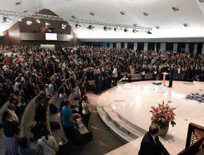 Lançamento fez parte das comemorações do centenário do Unasp-SP