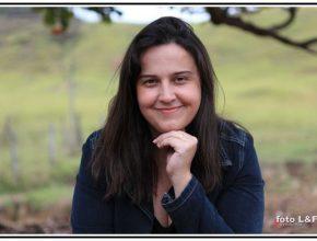Fabíola Guedes - Diretora dos Ministérios da Criança e do Adolescente (foto arquivo pessoal)