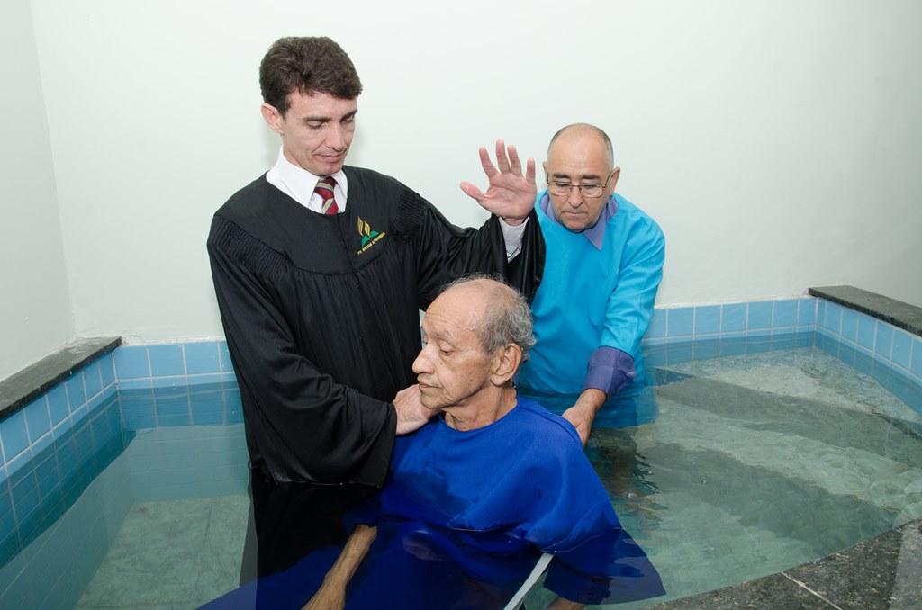 Batismo Eliel