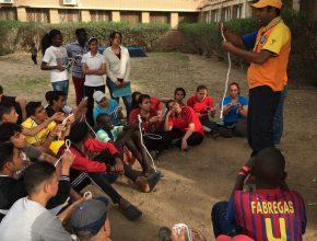 Primeira reunião do clube no Egito contou com cerca de 60 pessoas