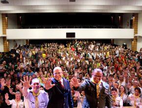 O objetivo do evento foi ajudar a liderança a entender o chamado de Deus e os propósitos da igreja para cada ministério estabelecido.
