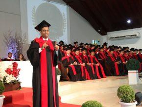 É a primeira vez que uma pessoa com essa deficiência conclui curso de Teologia em instituição adventista no Brasil