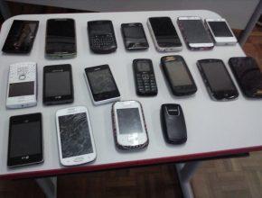 Aos poucos, os aparelhos foram sendo recolhidos. Os Calebes ficaram 24 horas sem o celular.