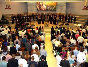Mais de 600 líderes participam de capacitação no Rio de Janeiro