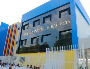 Nova Escola Adventista de Boa Vista,RR.