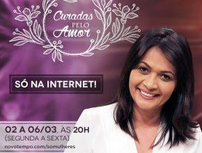 Darleide Alves é apresentadora dos programas Consultório de Família e Sem Tabus, da Novo Tempo.