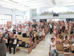 Lançamento da Semana Santa no Rio de Janeiro