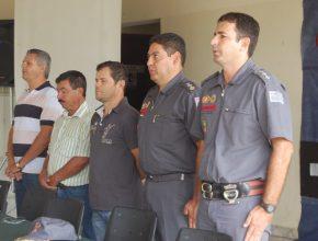 Comandantes do Corpo de Bombeiros