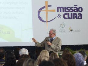 Evento sobre saúde e espiritualidade reuniu mais de 300 pessoas