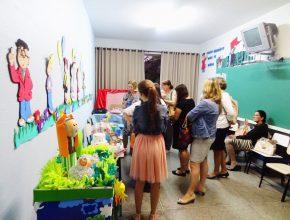 Trimestral realizada em setembro de 2014 no Colégio Adventista de Foz Iguaçu.
