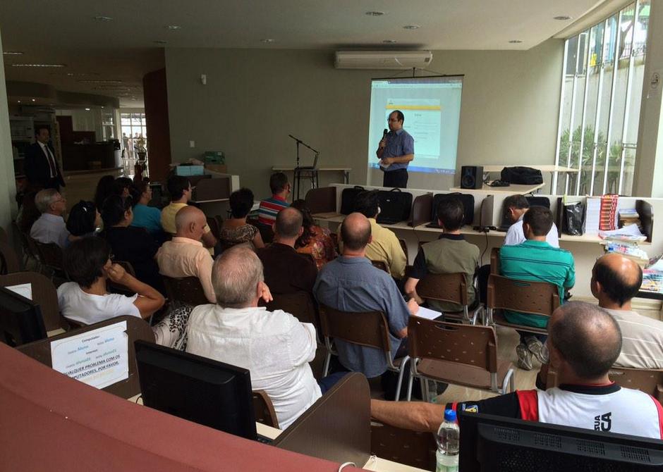 O sistema é um lançamento da Igreja Adventista em toda a América do Sul e já tem sido utilizado no Ministério da Secretaria.