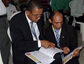 Nos treinamentos são tratados os planos e projetos da igreja para 2015.