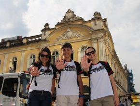 Jovens adventistas dedicaram as férias para o serviço missionário pelo quinto  no Sul do Brasil.