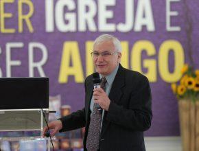 Pr. Joseph Kidder é autor do livro Adoração Autêntica, impresso pela Casa Publicadora Brasileira