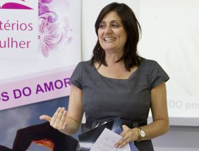 Telma Brenha, diretora do Ministério da Mulher da AP.