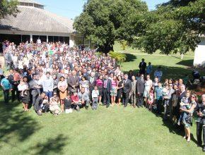 Família Ministerial -  APlaC possui hoje 26.800 membros, 250 igrejas, 48 distritos e 70 pastores.