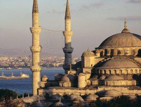 Somente em Istambul, calcula-se que vivam mais de 13 milhões de pessoas