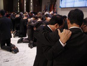 Apoio espiritual e logístico é dado aos missionários por liderança adventista mundial