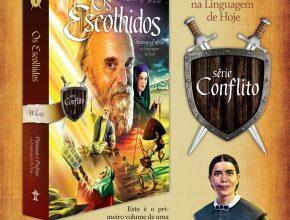 Livro para jovens e adolescentes é adaptação do clássico Patriarcas e Profetas, de Ellen White