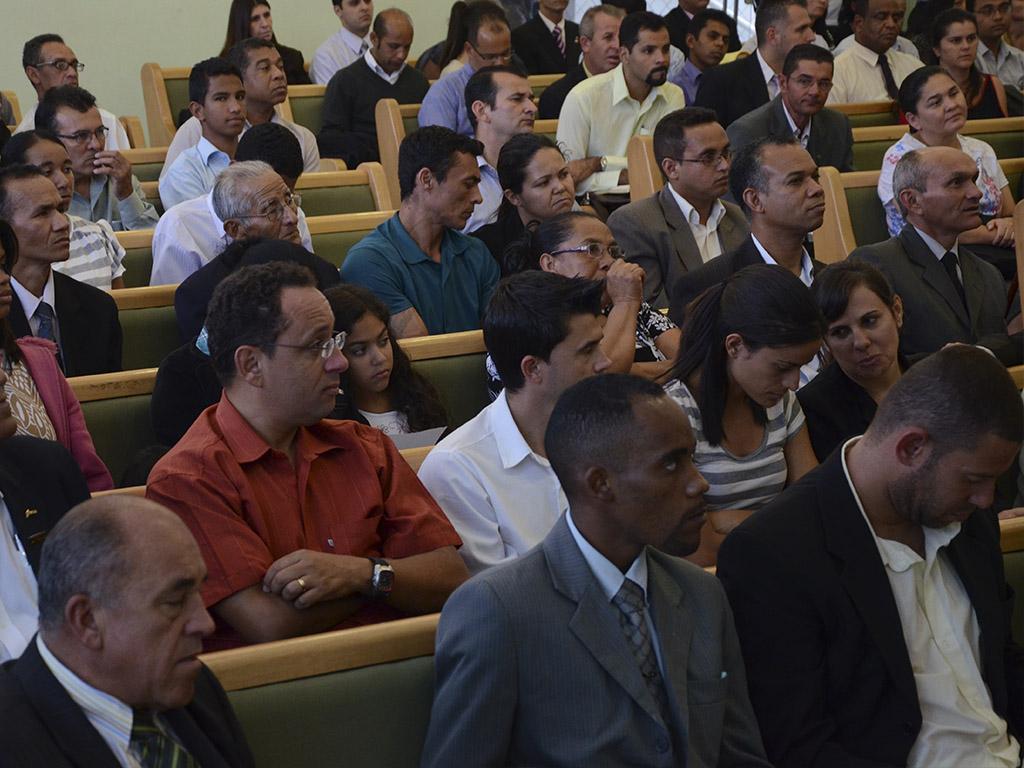 Número de participantes da Escola de Evangelismo Voluntário aumenta todos os anos