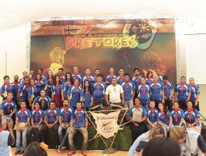 Todos os Clubes de Aventureiros e Desbravadores do Sul do Paraná foram representados no curso.