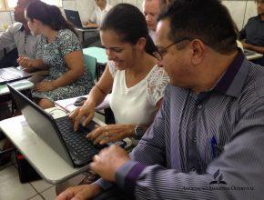 Atualmente existem 170 tesourarias informatizadas no Acre e em Rondônia. Dos 170, 70 estão em Porto Velho, 60 no Acre e o restante no interior de Rondônia. Foto: Vanessa Lemes