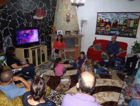 Rio Grande - Classe da Escola Sabatina da Professora Eloá Abreu.
