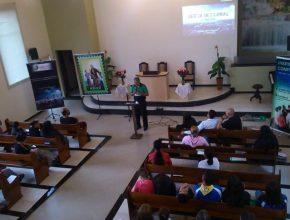 Na oportunidade, vários aspectos que envolvem a igreja tanto em projetos como missão foram abordados no encontro.