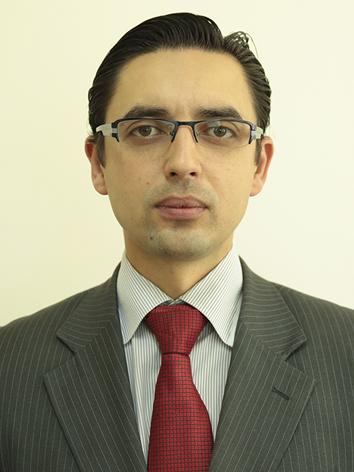 Victor Perdoncini será o novo departamental de Publicações.