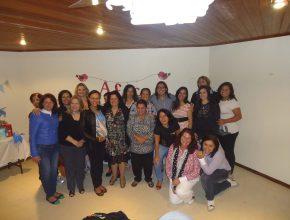 A Afec se dedica a dar apoio e auxílio às mulheres dos colportores