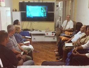 Casa da Jaqueline e Marco Antonio recebe programação da Semana Santa
