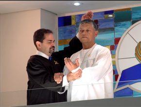 Agora o desejo de José Carlos é dividir essa esperança com a esposa e os filhos.