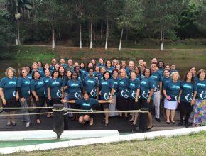 Evento aconteceu em Paraibuna, SP e reuniu mais de 50 voluntários da ASA