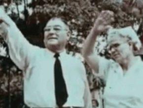 Léo e Jessie Halliwell responsáveis pela obra médico-missionária