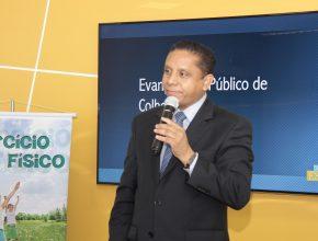 Pastor Luis Gonçalves diz que o treinamento de Evangelismo Escola é inspirado na vida de Jesus.