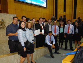 Parte da equipe ADRA ES. Em 2014 , mais de 600 funcionários atuaram através da ADRA.  Foto: Cristiano Vargas