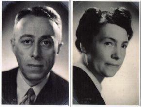 Martijn Blitz e Helene Davids, pai e mãe de Nanette faleceram no extermínio.