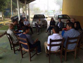 Cerca de 60 pessoas participaram do encontro.