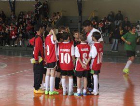Das setes unidades escolares no Sul do Paraná, cinco estiveram participando dos Jogos da Amizade