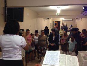 Dentro de um Complexo no Rio, Costa Barros também teve o Evangelismo MM.